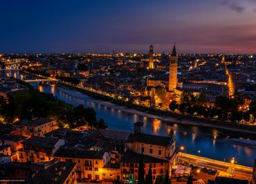 Two days <br> to discover Verona <br> by bus for free
